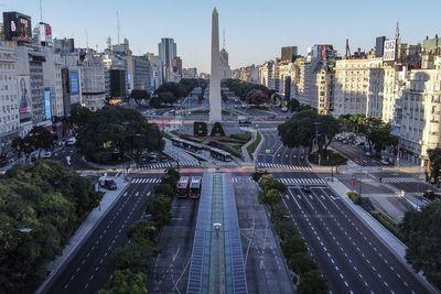 Sube a seis el número de muertos por coronavirus en Argentina
