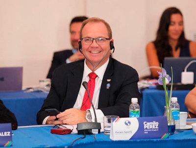 Camilo Pérez destaca la decisión del COI y la templanza de su presidente Bach