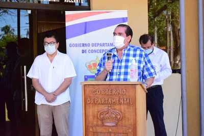Kits de víveres serán canalizados a través de las municipalidades