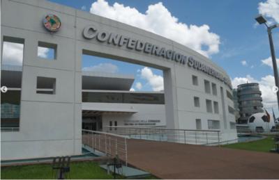 Conmebol pone a disposición el Centro de Convenciones