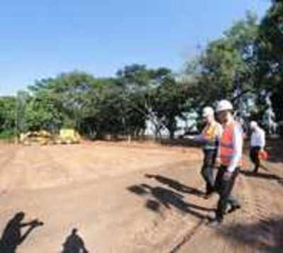 Contrarreloj: Arranca construcción de dos hospitales de contingencia