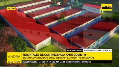 Hospitales modulares ante covid-19