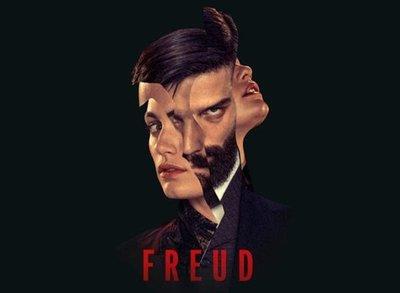 Netflix estrenó serie sobre Sigmund Freud