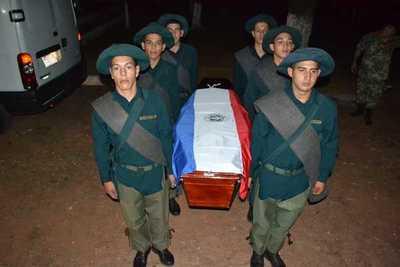 """Dieron el último adiós a """"Moro Vaí"""" asesinado el último fin de semana por desconocidos"""