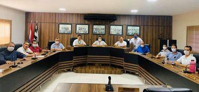 Intendente y concejales de Santa Rita donarán G. 252 millones para comprar alimentos