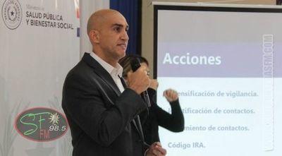 COVID-19 en Paraguay: suman 10 nuevos casos y confirman otro deceso