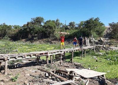 Desmantelan una treintena de pasos clandestinos en Nanawa