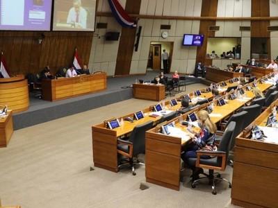 Senado sanciona con modificaciones la ley de contingencia financiera