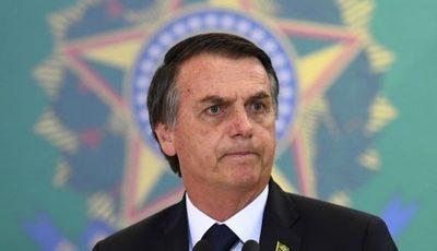 """Jair Bolsonaro pide volver a la """"normalidad"""""""