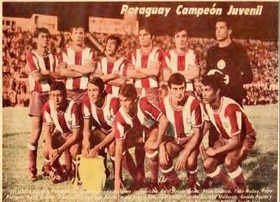 HOY / Paraguay campeón invicto en 1971