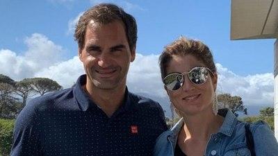Federer apoya a su país en la lucha contra el COVID-19