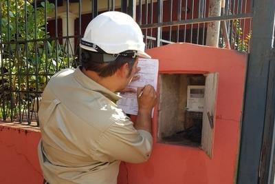 Exoneración de facturas: beneficio alcanzaría a 950.000 usuarios de Ande