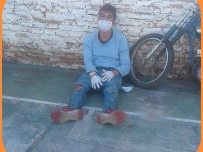 Turista francés fue detenido en Carapeguá