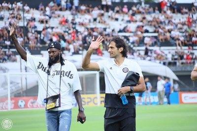 Roque opinó sobre Ronaldinho y el 'escape' de Adebayor