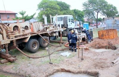 ESSAP anuncia perforación de pozos para paliar falta de agua