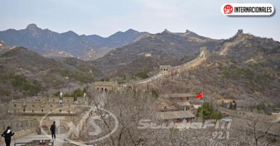 Coronavirus: la Gran Muralla China reabrió parcialmente al público con estrictas medidas de prevención