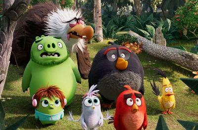 """""""Angry Birds"""" llegará a Netflix con una serie de animación"""