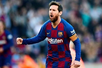Lionel Messi es el futbolista con mejores ingresos del mundo