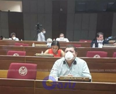 Diputado por Amambay anuncia aprobación de préstamo para construcción Unidad de Salud
