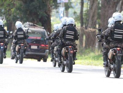 Fiscalía pide informe sobre actuación de agentes del Grupo Lince