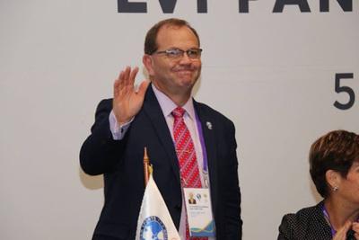 'La postergación de Tokyo 2020 es positiva', según titular del Comité Olímpico Paraguayo