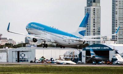 Argentina suspende la repatriación de sus connacionales que quedaron varados en el exterior