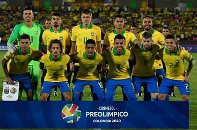Brasil podría quedarse sin la mitad de su selección olímpica de fútbol
