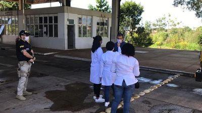 Confirman 5° caso positivo de COVID-19 en Foz de Yguazú
