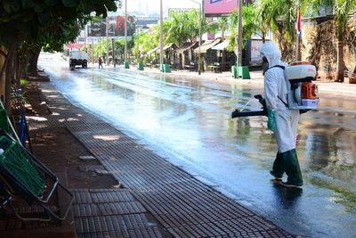 Primer caso de COVID-19 en Alto Paraná tiene nexo con viajero brasileño