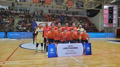 Libertadores de futsal, postergadas