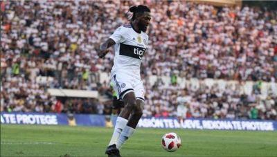 Olimpia aclaró que no estuvo de acuerdo con el viaje de Emmanuel Adebayor