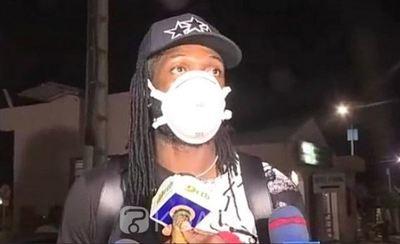 Adebayor no aplicó el #quedateencasa y deberá hacer cuarentena en un país africano