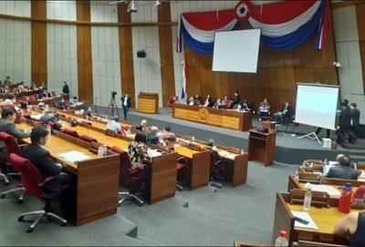 Diputados sancionan ley de emergencia