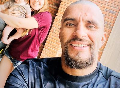 Antonio Bareiro, nuevo look y desafío