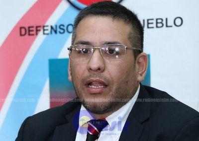 Defensor del pueblo presentó amparó contra Colegios Privado