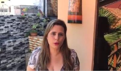 Kattya dice que dinero para enfrentar emergencia está en las binacionales