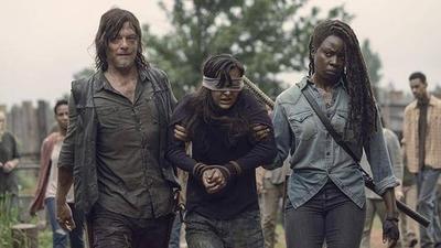 """HOY / El coronavirus deja a """"The Walking Dead"""" sin cierre de su décima temporada"""