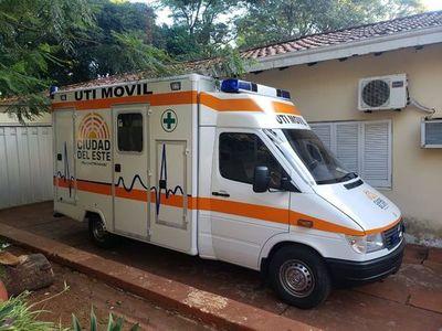 Prieto entregará ambulancia con UTI al Hospital Regional