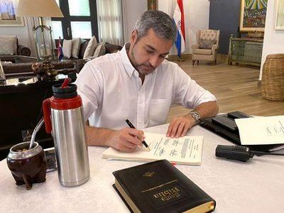 Ejecutivo promulga ley de emergencia sanitaria