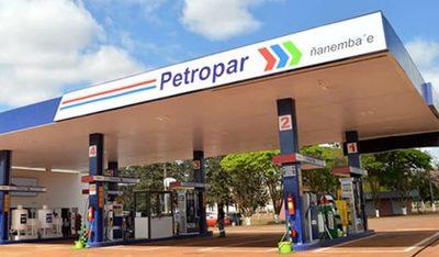 Petropar anuncia que mantendrá precios reducidos en sus combustibles