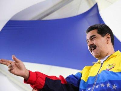 EEUU denuncia a Nicolás Maduro por narcotráfico