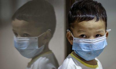 Tres niños, entre los contagiados por Coronavirus