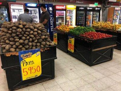 Anuncian baja en precios de la costilla y productos frutihortícolas