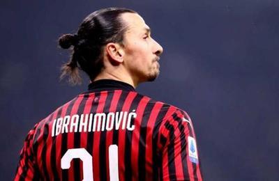 Zlatan Ibrahimovic podría no regresar al fútbol por culpa del coronavirus