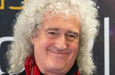 Brian May da clases de guitarra desde su casa para pasar la cuarentena
