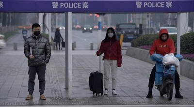 China prohíbe la entrada al país de extranjeros por coronavirus