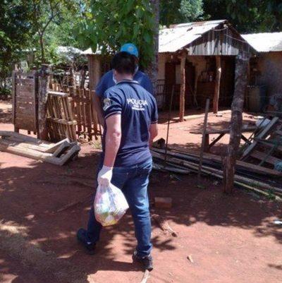 Solidaridad en tiempos del covid-19: Policías donan víveres a asentamientos