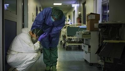 EEEUU es el país con más enfermos por el coronavirus en el mundo