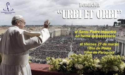 HOY / Papa Francisco invita a católicos y cristianos a unirse en oración para pedir fin de la pandemia