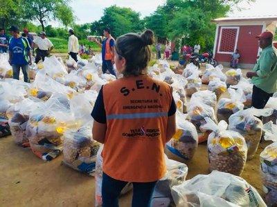 Gobernadores del Chaco proponen kits de alimentos para sus habitantes